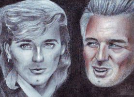 Martin Kemp: watching the past by dorothyPa04