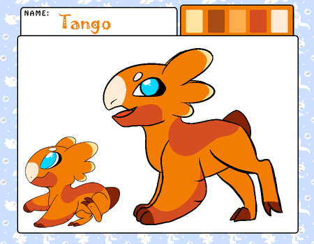 Tango - Wyngro by Tyrunt-Overlord