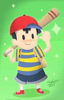 Ness by the-lagz