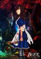 Alice Madness Returns by tehea