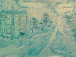 To the Tardis ( Kiliel /Doctor who by Micegirl