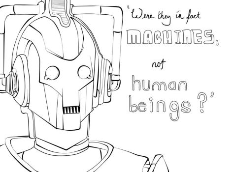 Were they in fact Cybermen? by Alixandria