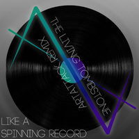 Like A Spinning Record (ArtAttack Remix) Cover Art by LeviDragon