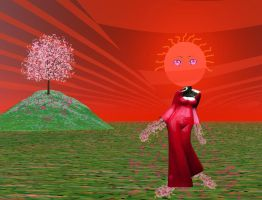 lady of the rising sun by joel-lawless-ormsby