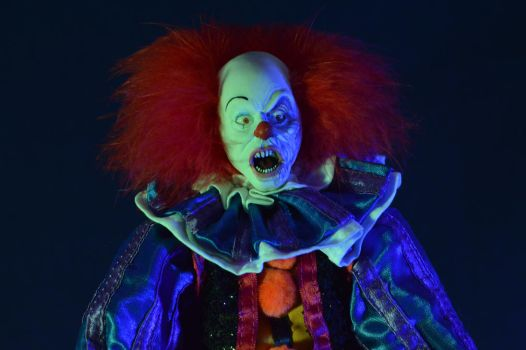 Pennywise lives closeup 3 by joeytheberzerker