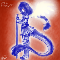 Valkyrie by Ask-TheDrakon