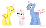 Were you talking about me? - MLP Base by Pastel-Pocky