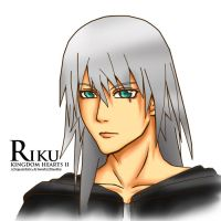 Kingdom Hearts 2: Riku by XiaoBai