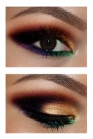Eye make-up 2 by cjfh0403