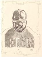 Ice Cube by SasaBralic