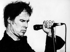 Mark Lanegan by Babettevr
