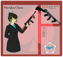 Finding Alice: Miss Chiese Reference by IrateResearchers