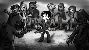 Zombie Holocaust by Indie-Draws
