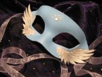 Heavenly Blue Mask by ToTheMask