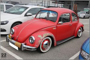 VW Beetle by 22photo