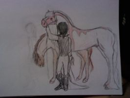 --Missing horses you say by Justalittlelost
