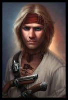 ACIV: Black Flag - Edward Kenway by Celtran