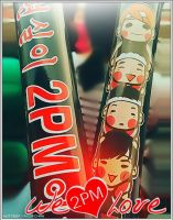 We Love 2PM by RozaChan