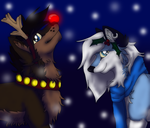 Christmas 2014 by BlueSkyWolf
