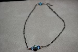 Glass and Chains 2 by Dellessanna