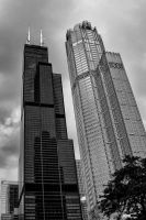 Former Sears Tower Chicago by Pavloff-Photos
