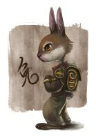 Tu the adventurer by Silverfox5213