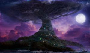 Teldrassil - Live action Movie by WarcraftArtGallery