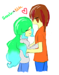 The Sweetest Moment~ by DarkRoxas91