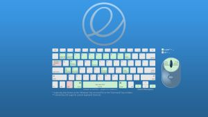 Wallpaper hotkeys for elementary OS version 2 by 13iangel