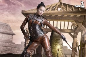 Mord'Sith landscape pic by cosplayerotica