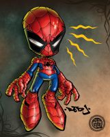 Little Spidey Colour Jams by StriderDen