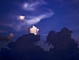 clouds X by Baq-Stock