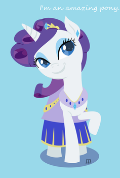 Amazing Rarity by GerasimovaJanna