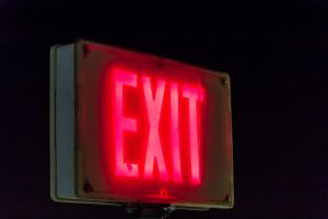 Exit Only by XInfectionX