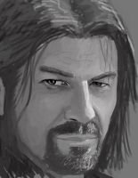 Boromir by pixelforger