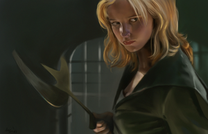 Buffy by cqb