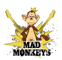 MAD MONKEYS by DepartmentM