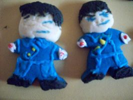 Roy Mustang cookies by Ratty08