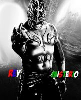Mexican American Misterio POSTER by micku-kun