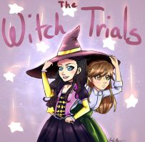 The Witch Trials by Charlette-Cheshire