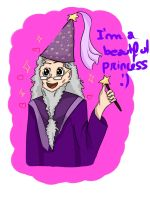 Dumbledore Is A Princess by IloveRawr-ing