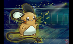Dedenne Wallpaper by shadowhatesomochao