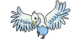 Pokeddex 30 Day Challenge: Favorite Flying Type by LackadaisicalLeopah