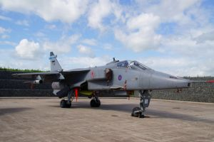 Cosford 2014 Jaguar 2 by hanimal60