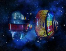 Tribute to Daft Punk by Atlantagirl