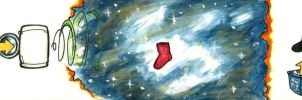 Lost sock by Tyliss