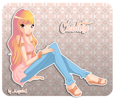 AT: Charlotte by magickis