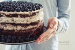 Blueberry cake ~ by MauiMelle