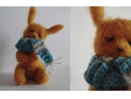 bunny,, by tainaktis