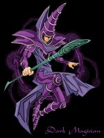 Dark magician by cloud-ff7